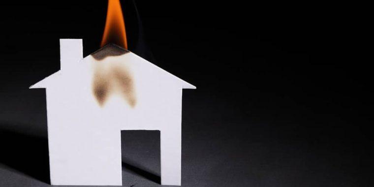 ¿Qué cubre el seguro de hogar en caso de Incendio?
